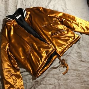 Yves Saint Laurent Jackets & Coats - Yves Saint Laurent Bomber Jacket